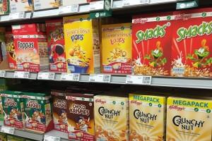 Die ungesündesten Snacks für Kinder