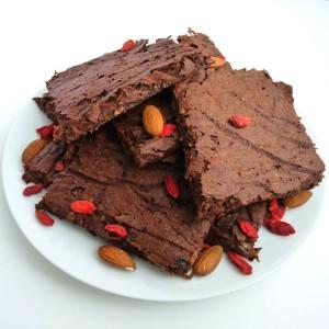 Vegane Clean Eating Brownies