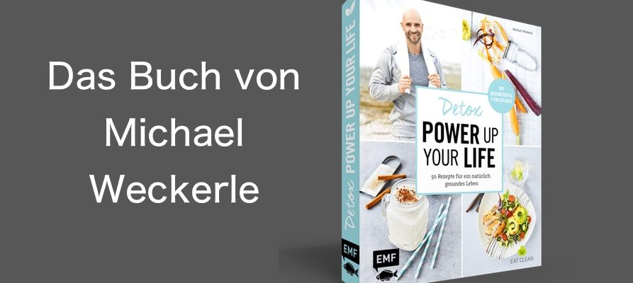 """Power up your Life"" von Michael Weckerle"
