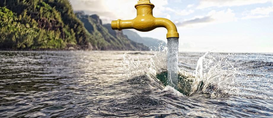 Wasser unser Lebenselixier